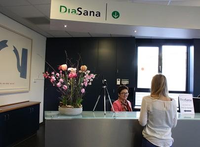DiaSana home